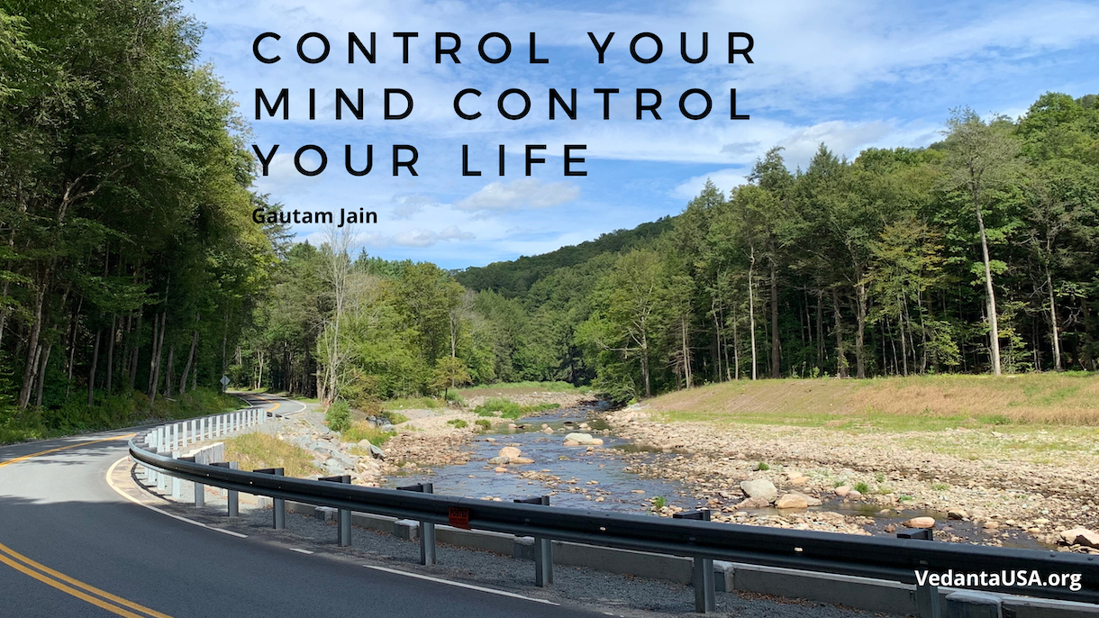 Control Your Mind Control Your Life